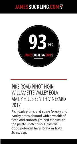 Pike Road Wines - News