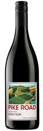 2015 Virgin View Vineyard Pinot Noir